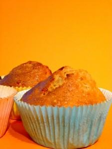 Vegane Bananen-Muffins ohne Milch und ohne Eier 1