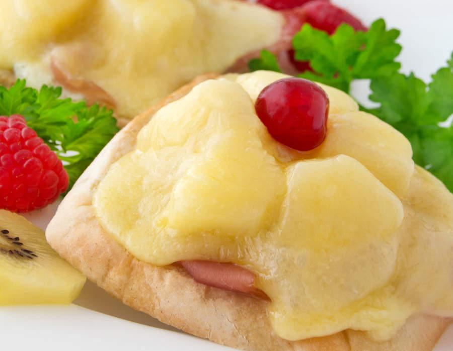 Birnen-Toast-Käsesosse