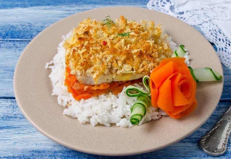 Fisch-Schlemmerfilet mit Mozzarella 1
