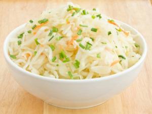 Weißkohlsalat nach Omas Art