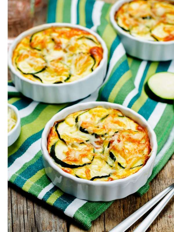 Zucchini Pilz Auflauf2