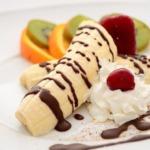 Bananen-Dessert