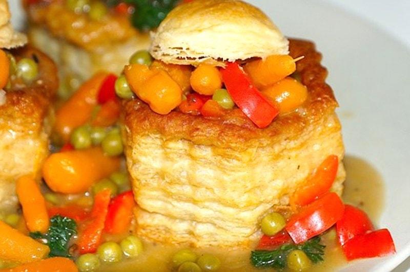 Pasteten -Thunfisch