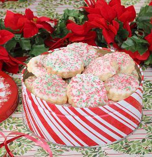 Weihnachtskekse Geschenk Rezept