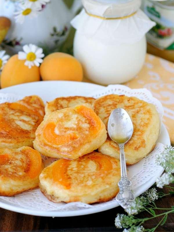 obstpfannkuchen dinkel