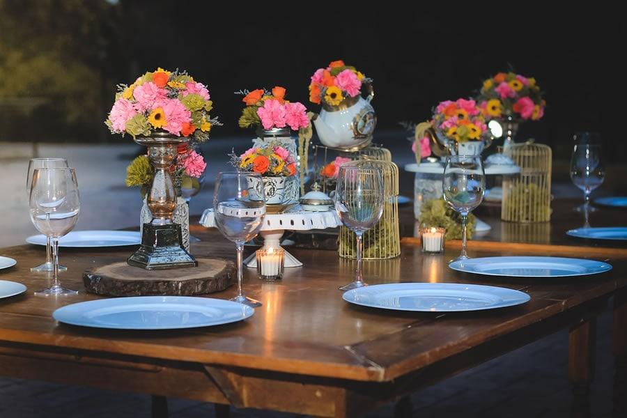 Vegetarisch Tisch