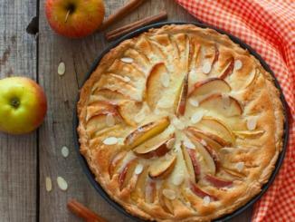 Apfelwähe low carb - ein schweizerischer Klassiker 1