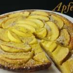 Apfelwähe Rezept Laktosefreier Apfelkuchen
