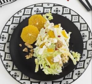 Chinakohl-Salat mit Obst – für jede Gelegenheit