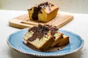 Saftiger Marmorkuchen – Omas altes Rezept