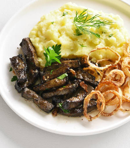Leber-mit-zwiebeln-Kochen-rezept