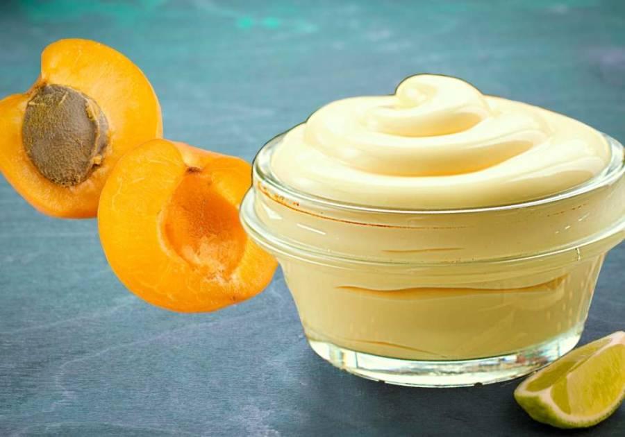 Aprikosen-mayonnaise