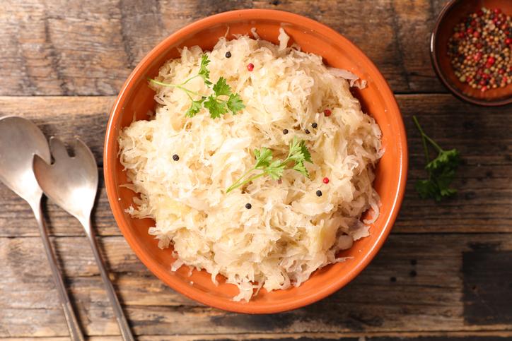 Omas Sauerkraut - einfach und lecker 2