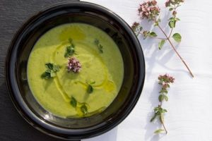 Wunderbare Zucchini-Gorgonzola-Sauce