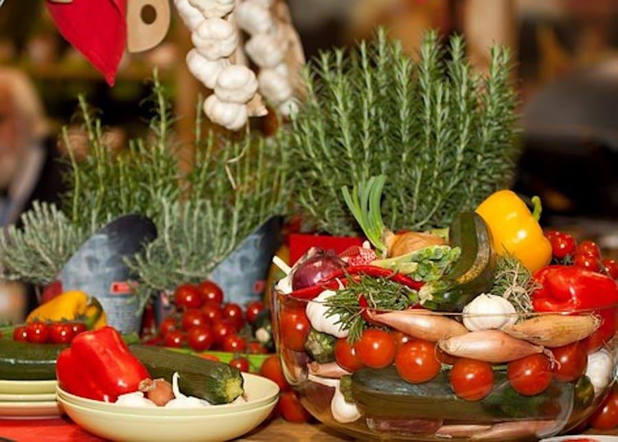 Bunter Salat zu jeder Gelegenheit