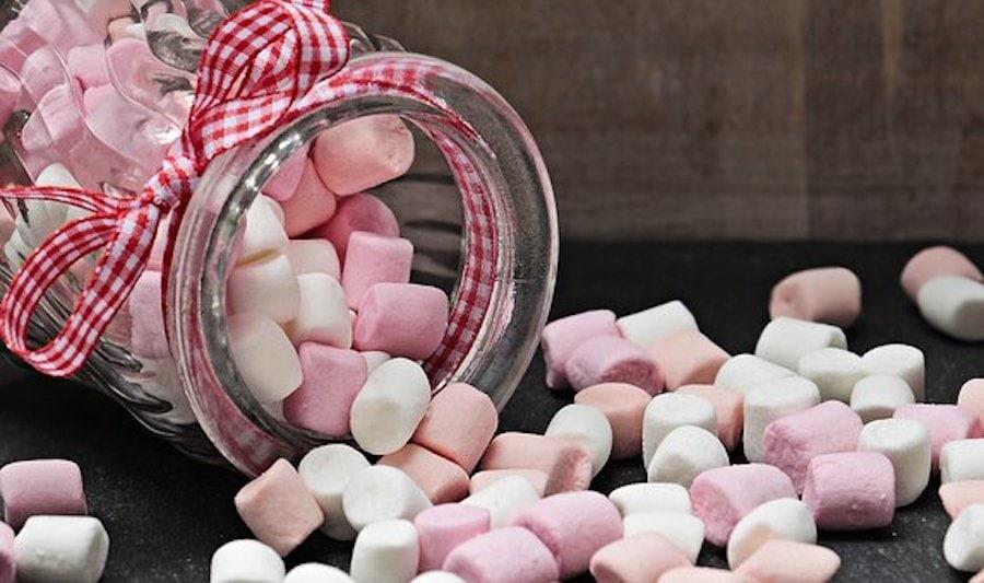 Omas Marshmallows-Schnitten zum selber machen