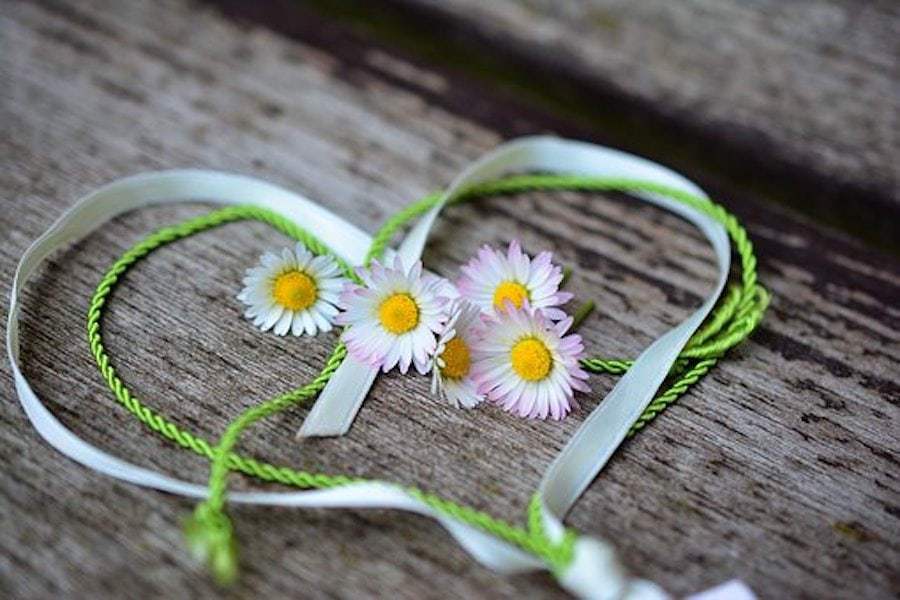 Romantik Herz