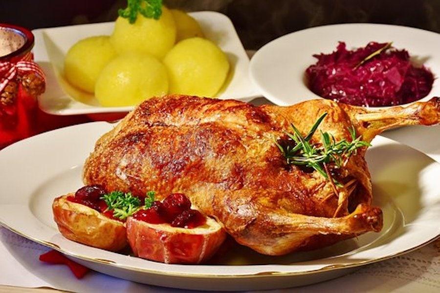 Ente mit Honig und Kräutern – Omas Rezept