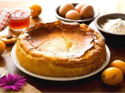 Quarkkuchen-oma-pudding