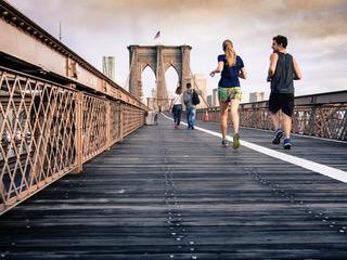 Sport hälät gesund