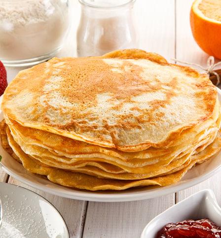 Pfannkuchen Rezept einfach und schnell