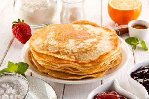 oma-kocht.de Pfannkuchen Rezept einfach und schnell