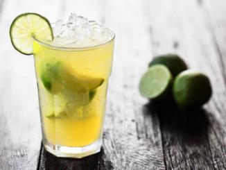 Ipanema Cocktail Rezept ohne Alkohol Ginger Ale Maracujasaft