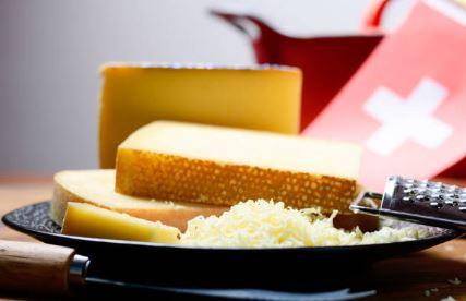 Raclette-käse