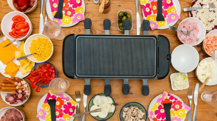 Party-Raclette: Alles, was du wissen mußt