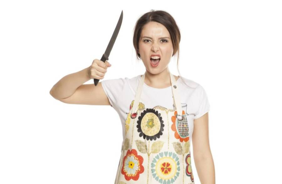 Japanische-Messer-frau