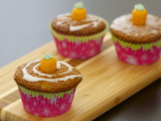Ruebli Karotten Muffins