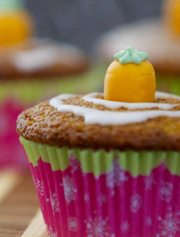 Ruebli Karotten Muffin 2