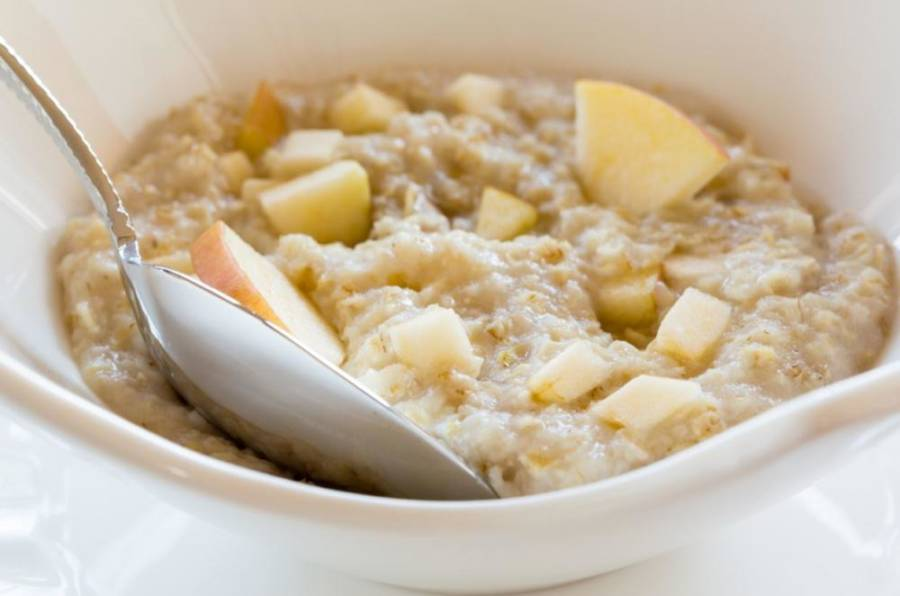 Das 3-Minuten-Dessert: Apfel-Couscous 1