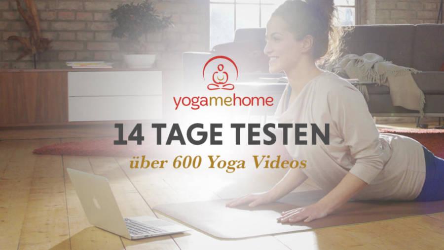 Yoga zu hause gutschein testen