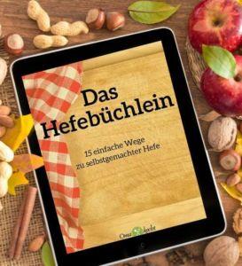 Hefebüchlein Ebook