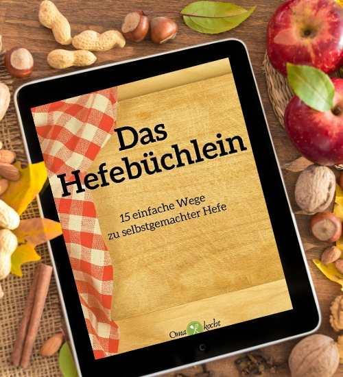 Hefebüchlein