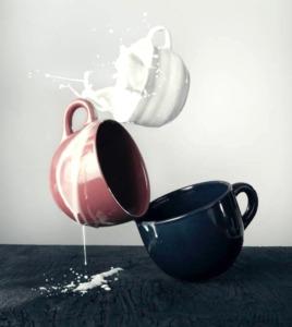 Was hilft nach einem Milch-Allergie-Schub?