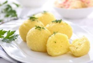 Alles rund um Kartoffelknödel