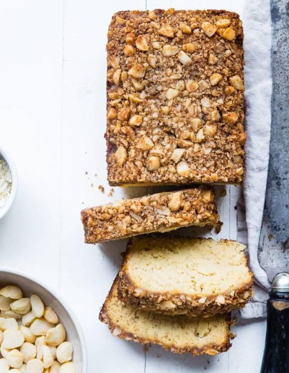 Unwiderstehlicher Erdnussbutter-Kuchen