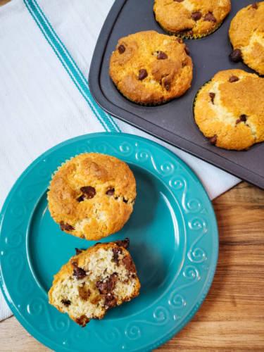 Muffins schoko