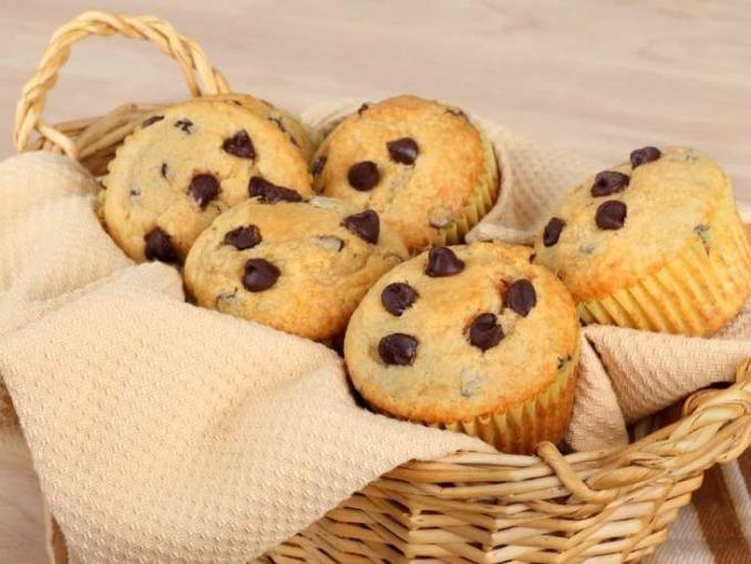Muffins schokostückchen2