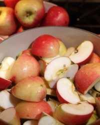 äpfel für faule