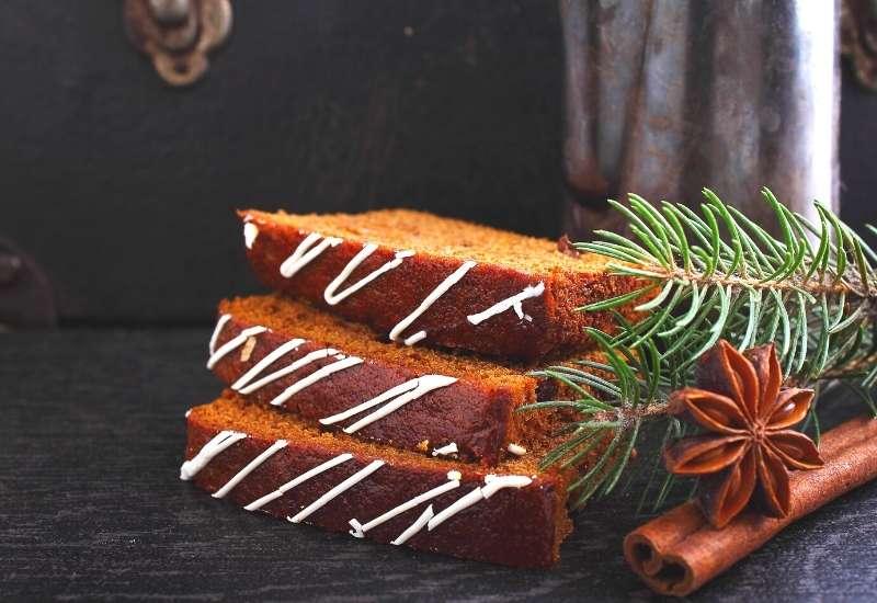 Omas weihnachtliche Honigkuchen 1