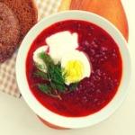 Polnischer Borschtsch