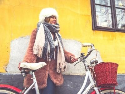 Fahrradfahren-winter