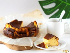 Foodtrends 2021: Baskischer Käsekuchen (Gazta Tarta)