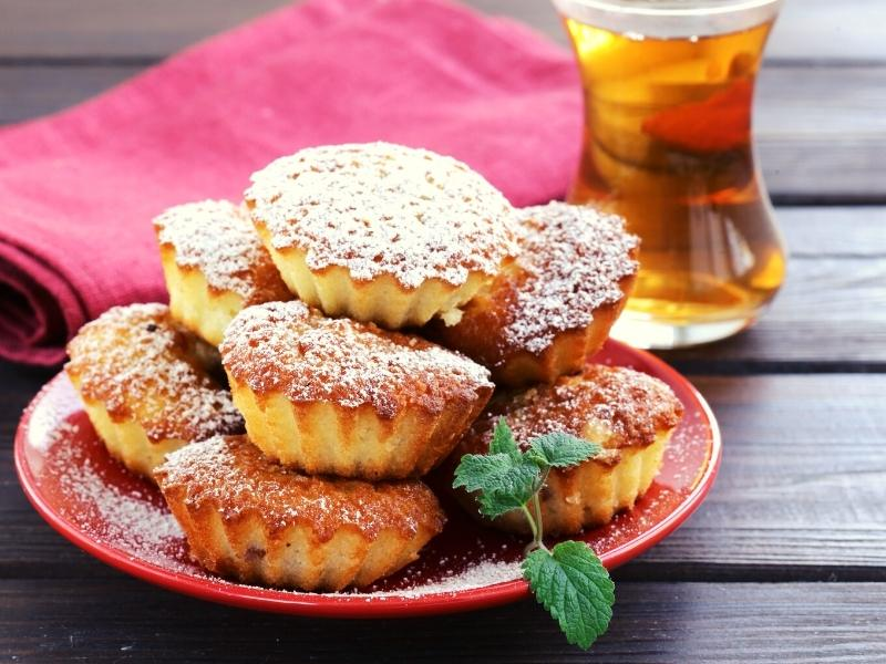 Unwiderstehliche Käsekuchen-Muffins ohne Boden 1