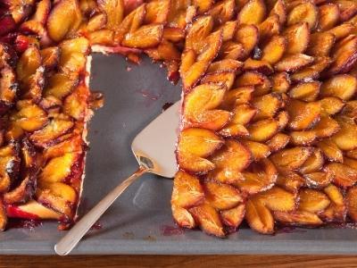 Omas Zwetschgenkuchen ohne Streusel 2