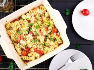 Foodtrend 2021: Geniale Baked Feta Pasta