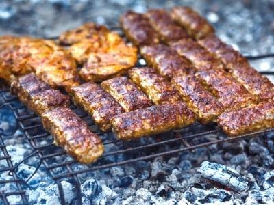 hackfleisch-grill
